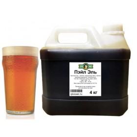 Пивное сусло охмеленное «Пэйл Эль»  4 кг