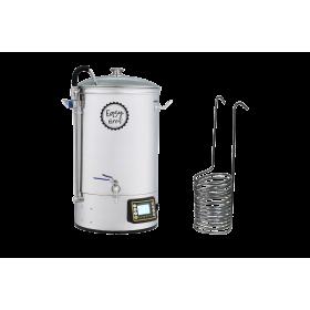 Автоматическая электрическая пивоварня Easy Brew-50, с чиллером