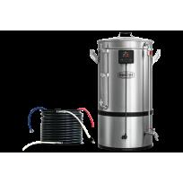"""Автоматическая пивоварня Grainfather """"G70"""" с bluetooth, с противоточным чиллером"""
