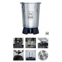 Конический стальной ферментер Ss Brewtech Brew Bucket Mini (13 л)