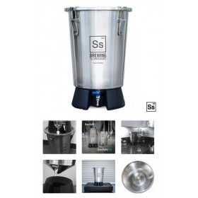 Конический стальной ферментер Ss Brewtech Brew Bucket Mini (13 л)
