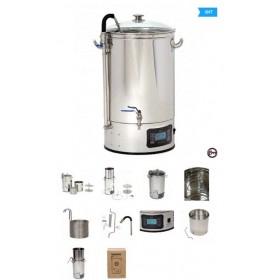 Электрическая пивоварня iBrew 35 Auto с чиллером