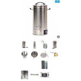 Пивоварня электрическая iBrew 30 с чиллером