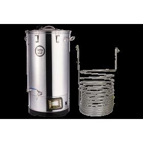 Автоматическая электрическая пивоварня Easy Brew-70, с чиллером