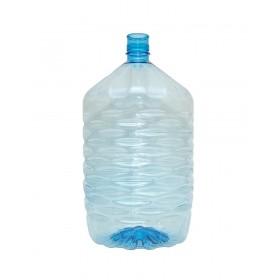 Бутыль пластиковая 19 литров эконом