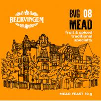 "Дрожжи Beervingem для медовухи ""Mead BVG-08"", 10 г"
