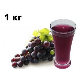 Сок концентрированный Виноградный красный, 1 кг.