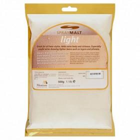 Сухой неохмеленный солодовый экстракт MUNTONS LIGHT (Светлый) 0,5 КГ