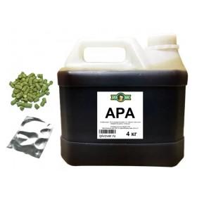 Набор 4,0 кг «APA» (Американский Эль)