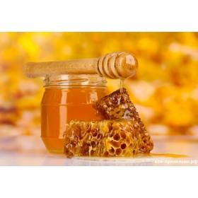 Мёд 1 кг, (цветочный)