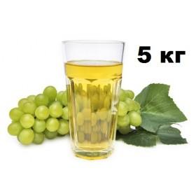Сок концентрированный Виноградный белый, 5 кг.