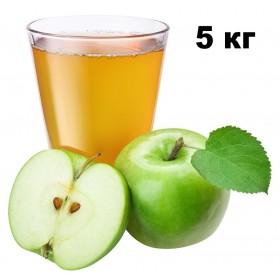 Сок концентрированный Яблочный, 5 кг.