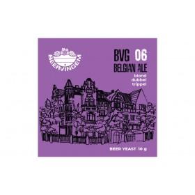 ДРОЖЖИ BEERVINGEM для бельгийского пива BELGIAN ALE BVG-06, 10 Г