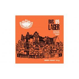 ДРОЖЖИ BEERVINGEM для светлого пива LAGER BVG-05, 10 Г