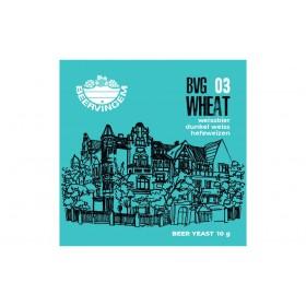 ДРОЖЖИ BEERVINGEM для пшеничного пива WHEAT BVG-03, 10 Г