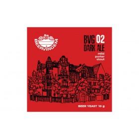 ДРОЖЖИ BEERVINGEM для темного пива DARK ALE BVG-02, 10 Г