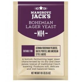 Дрожжи Bohemian Lager Yeast M84, 10 гр