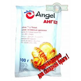 Дрожжи Активные Ангел (Angel), 100 г