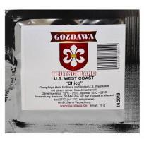 Дрожжи пивные Gozdawa U.S. West Coast Chico (Американские Западного побережья Чико), 10 г