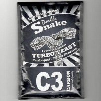 Турбо-дрожжи DoubleSnake Carbon, 120 г