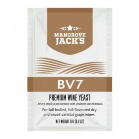 ВИННЫЕ ДРОЖЖИ MANGROVE JACK'S BV7 (Для Белых Вин), 8 Г