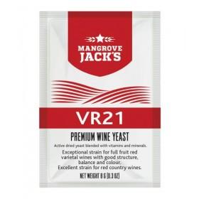 ВИННЫЕ ДРОЖЖИ MANGROVE JACK'S VR21 (Фруктовое Красное Вино), 8 Г