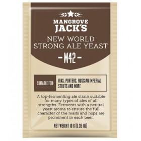 Дрожжи New World Strong Ale M42, 10гр