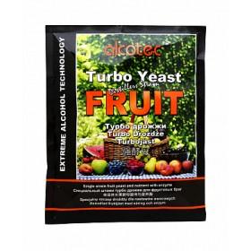 Спиртовые дрожжи для фруктовых браг ALCOTEC FRUIT 60 г