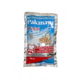 Дрожжи «Pakmaya Cristal», (Пакмая)  100 г