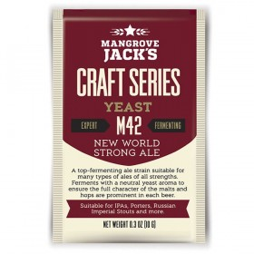 Дрожжи New World Strong Ale M42, 10гр