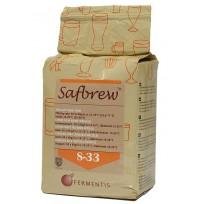 Дрожжи Safbrew S-33, 500 гр