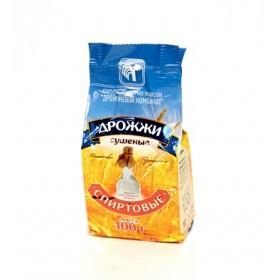 Спиртовые дрожжи Белорусские  «Дрожжевой комбинат», 100 г