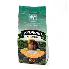 Винные дрожжи Белорусские «Дрожжевой комбинат», 100 г