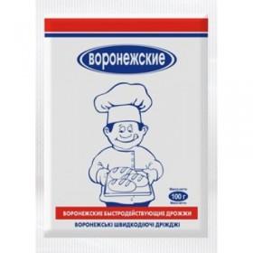 Дрожжи «Воронежские», 100 г