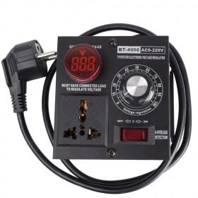 Регулятор напряжения 3000 Вт ACO-220 V