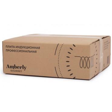 Индукционная плита Amberly Gourmet без импульсного режима (с постоянным нагревом), 3,5 кВт (3500 Вт)