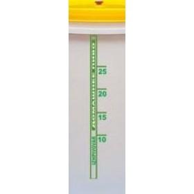 Наклейка с литражом на ёмкость для брожения (толстая стенка) 32 л