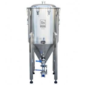 Конический стальной ферментер (ЦКТ) Ss Brewtech Chronical 17 (65 л)
