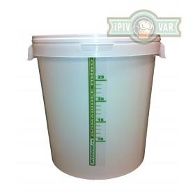 Емкость для брожения (стандартная стенка) 32 л