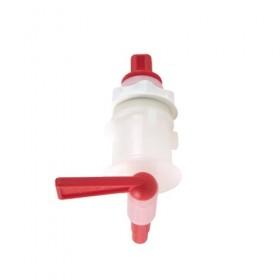 Кран 3/4 с защитной пробкой дрожжеуловителем