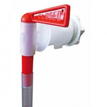 Клапан для розлива 420х12 мм