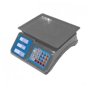 Весы бытовые (жидкокристаллический LCD дисплей) до 15 кг.