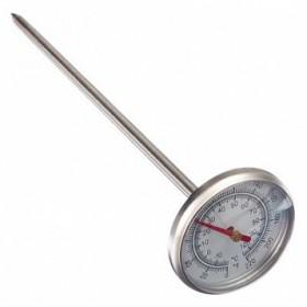 Термометр для мяса, нержавеющая сталь.