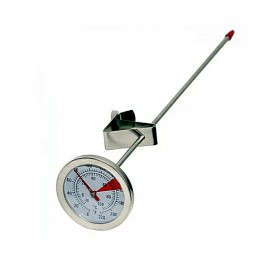Термометр аналоговый с клипсой (0...110 °C), щуп 30 см