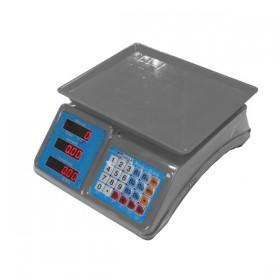 Весы бытовые (диодный LED дисплей) до 15 кг.