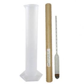 Ареометр АС-3, 30 см с пластиковым цилиндром 250 мл