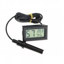 Гигрометр-термометр электронный