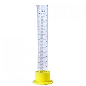 Цилиндр для ареометра, 100 мл, стекло
