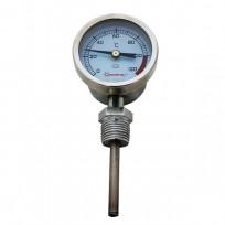 Термометр биметаллический (радиальный) 0- 120 оС.