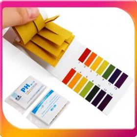Лакмусовая бумага(полоски) 80 шт.  Диапазон PH 1-14